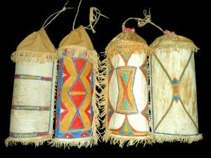 Lakota Parfleche bag