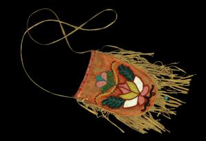 Blackfoot pouch